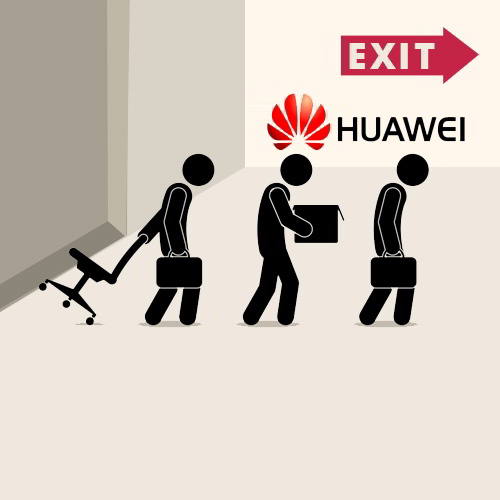 Huawei India announces job cut, brings its workforce down by 30%