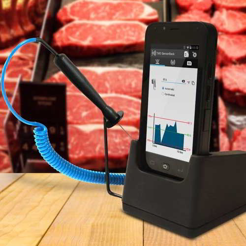 Machine learning with RFID can validate Food adultery